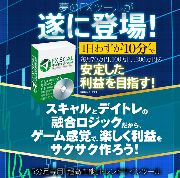 「FXスキャル・パーフェクトシグナル」01